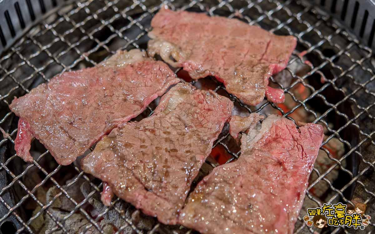 秘町無煙炭火燒肉 高雄燒烤吃到飽-11
