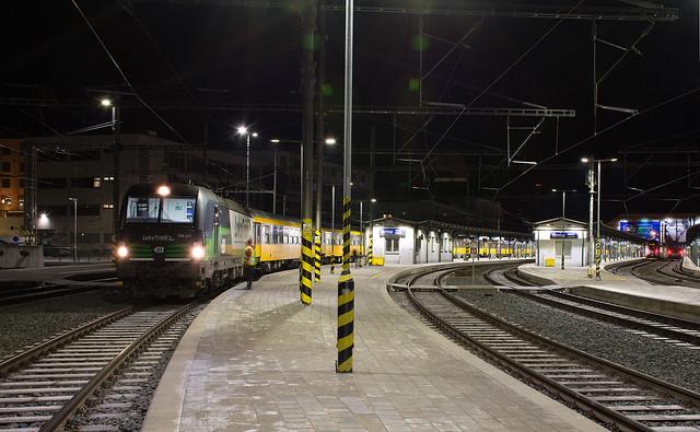 RJ 193.221, R 1103, Brno Hlavní Nádraží