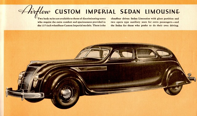 The Great New Chryslers for 1935
