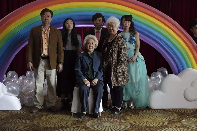 """The movie posters & stills of the movie """" The Farewell""""(別告訴她)will be launching at Taiwan  on Jan 3, 2020,SJKen"""