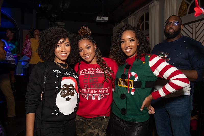 Ugly Sweater V | Washington, DC | #BlackAndSouthern