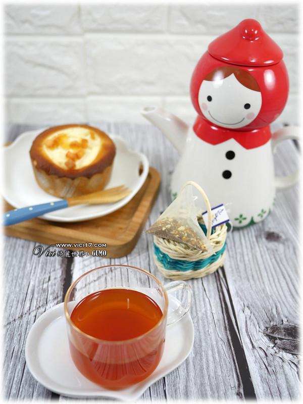 紅薑黃茶120