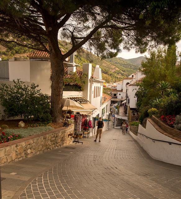 Calle Cuesta de la Villa