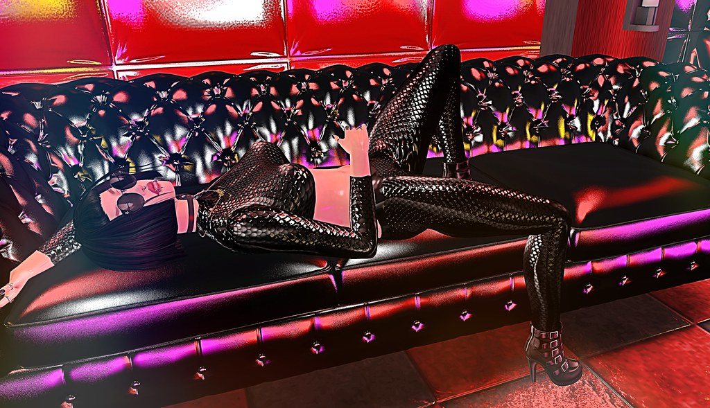At The Rubber Room