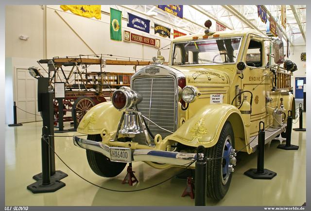 Museum of Firefighting