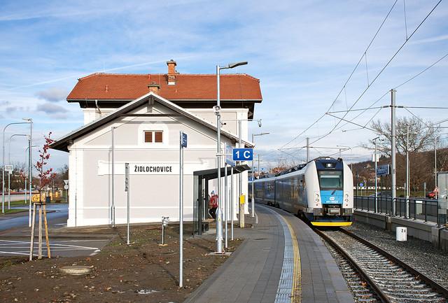 ČD 641.007-0, Os 4921, Židlochovice, 251