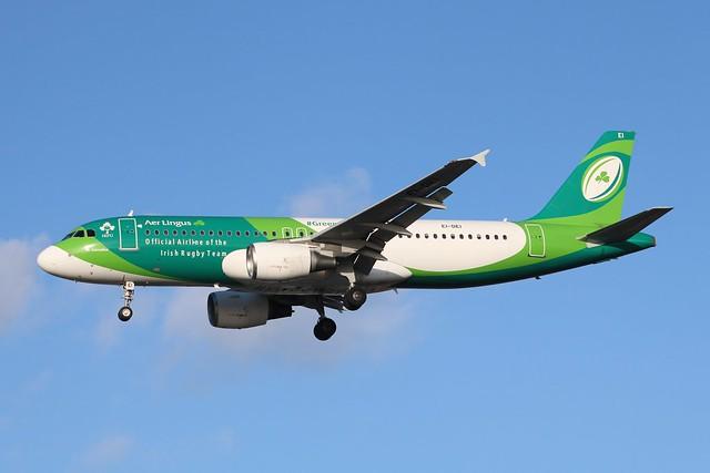 EI-DEI Airbus A320-214 Aer Lingus
