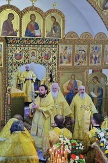 06.12.2019 | Престольный праздник в храме св. кн. А. Невского