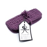 Product tag for Digitakt violet jasmine stitch dust cover