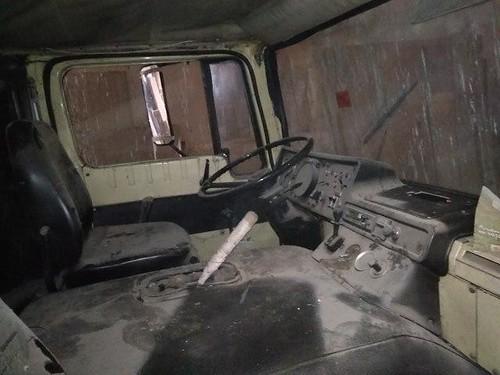 INTERIOR CABINA EBRO P 160