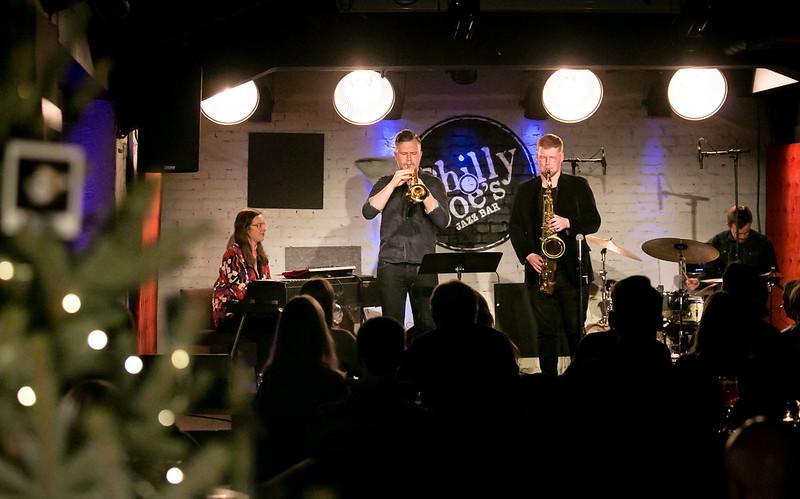 Jazz.ee ja Philly Joe's LIVE | Lauri Kadalipp Social Jazz
