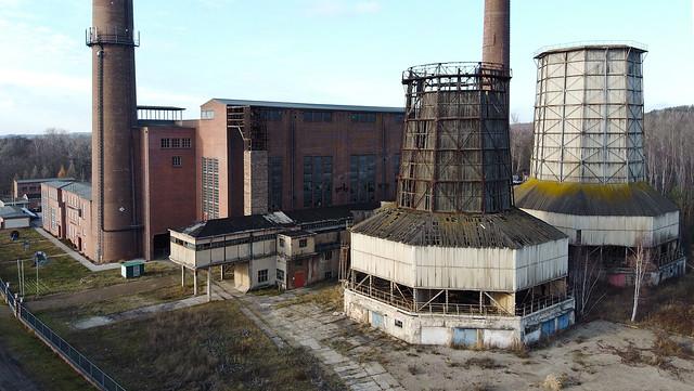 Braunkohlekraftwerk Plessa