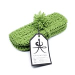 Product tag for Digitakt avocado jasmine stitch dust cover