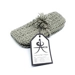 Product tag for Digitakt light gray jasmine stitch dust cover