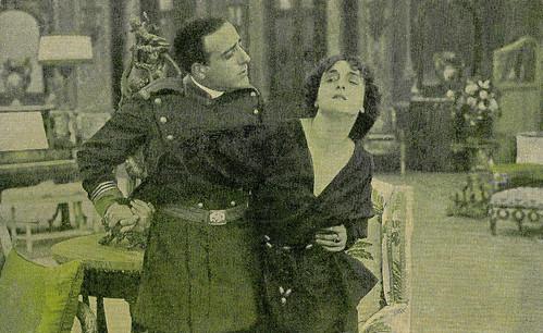 Lyda Borelli in Carnevalesca (1918)
