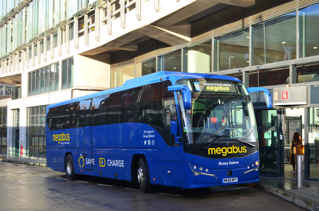 MP Travel: 'Bussy Galore' ME69MPT