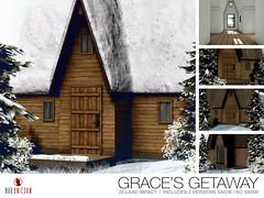 NEW! Graces Getaway @ Kustom9