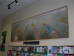 Warrenton Georgia Post Office Mural
