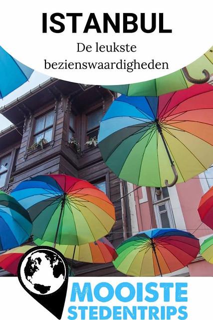 Bezienswaardigheden in Istanbul: bekijk de leukste dingen om te doen in Istanbul | Mooistestedentrips.nl