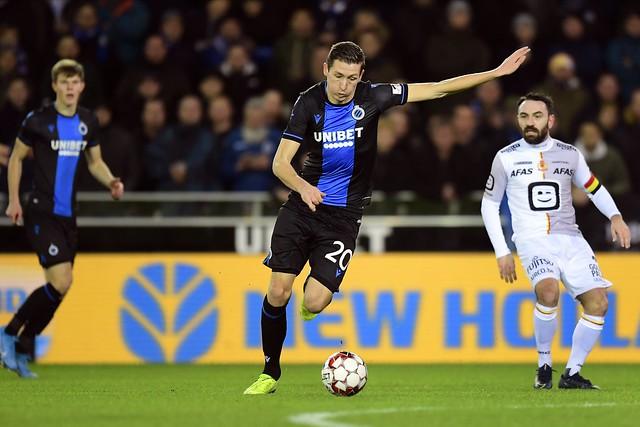 Club Brugge - KV Mechelen 15-12-2019