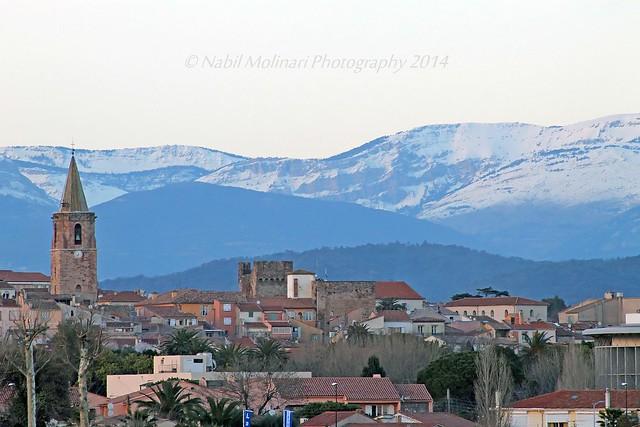 Landscape : Fréjus