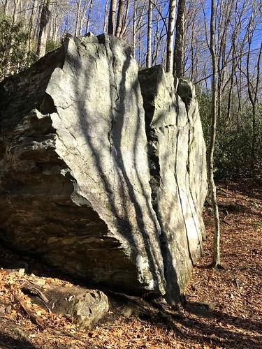 splitrock rock brokenheartrock nc northcarolina pinnaclepark sylvanc landscape boulder