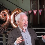 FoSHT 90 Simon Callow (Photo Jeremy Clyne)