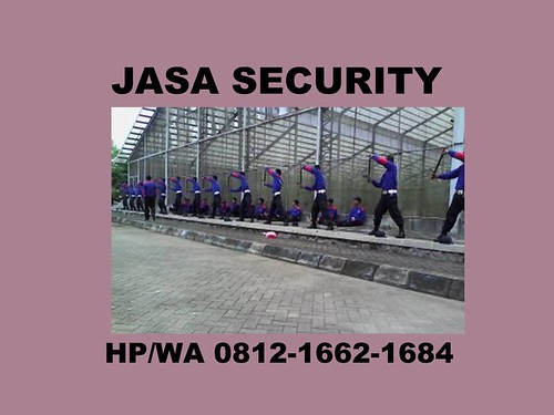 HP/WA 0812-1662-1684  jasa Security Bank Di Malang