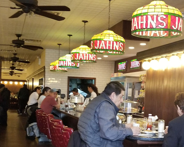 Jahn's Restaurant & Ice Cream, Jackson Heights