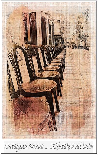 Cartagena Pascua ... ¡Siéntate a mi lado!