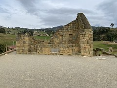 (West) The Temple to the Sun God (el Templo del Sol), the Ingapirca Fortress is an Archaeological Complex (authentically Incan-Cañari construction) at 3,180 meters (10,433 ft) above sea level, Cañar Province, the Southern Highlands, Ecuador.