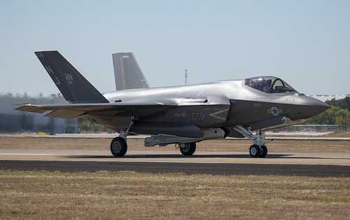 F-35C of VFA-125 Rough Riders