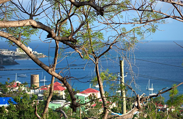 Taking it to the City Streets-Charlotte Amalie #58