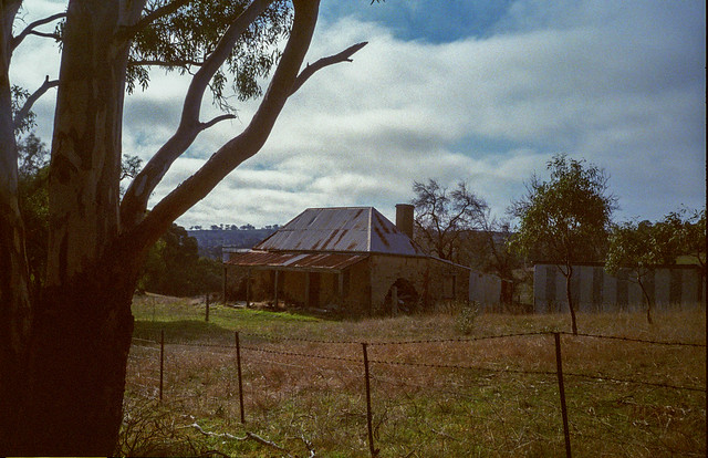 Abandoned Homestead - Barossa Valley
