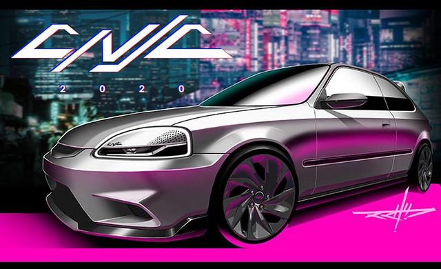 Honda-Civic-Cyber-Night-Japan-Cruiser-2020