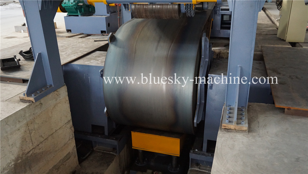 Used Cut To Length Line For Sale India