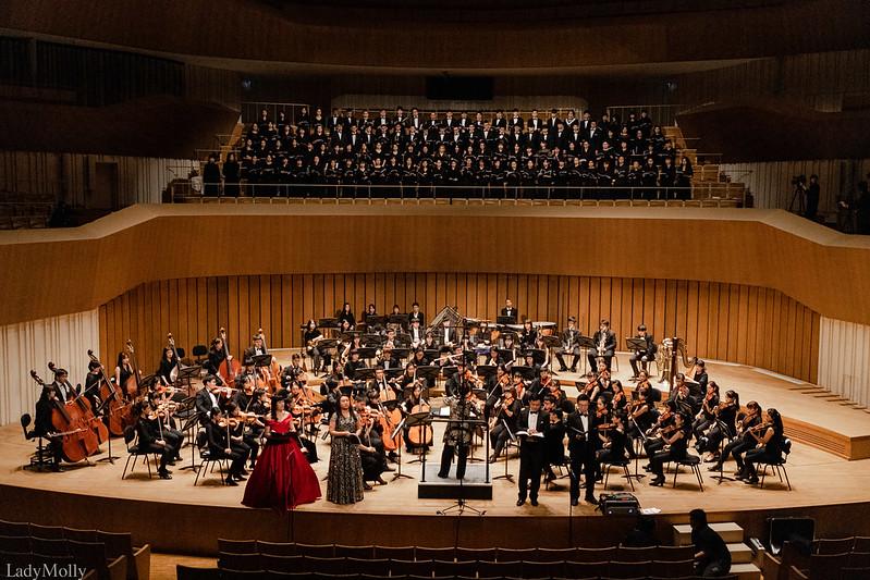 楊瑞瑟表示,未來交響樂團公演都會加入合唱。圖/周芳晨提供