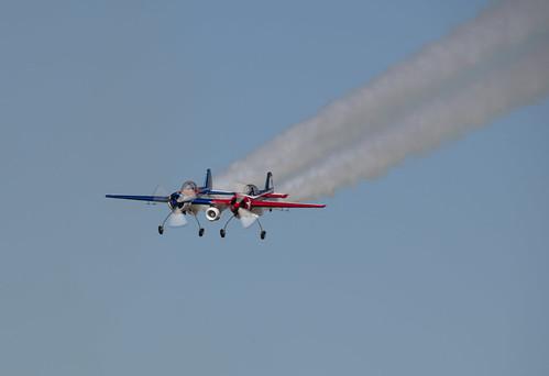 Yak 110 Approaching