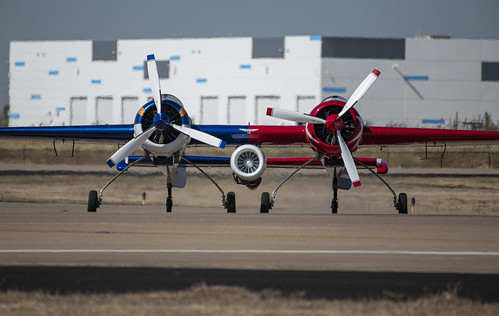 Yak 110 Showing Its Engines