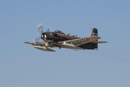 Wiley Coyote Skyraider