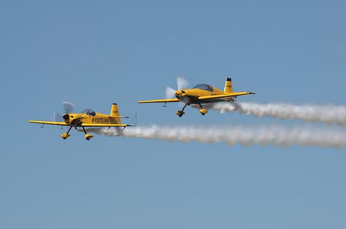 Disimilar Aerobatics
