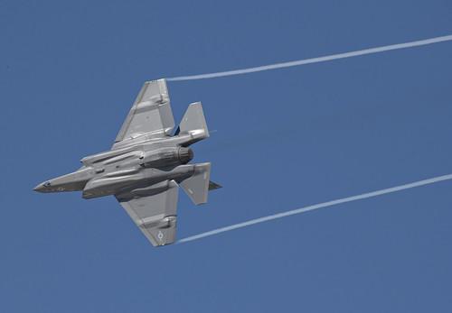Lockheed Martin F-35C on Edge