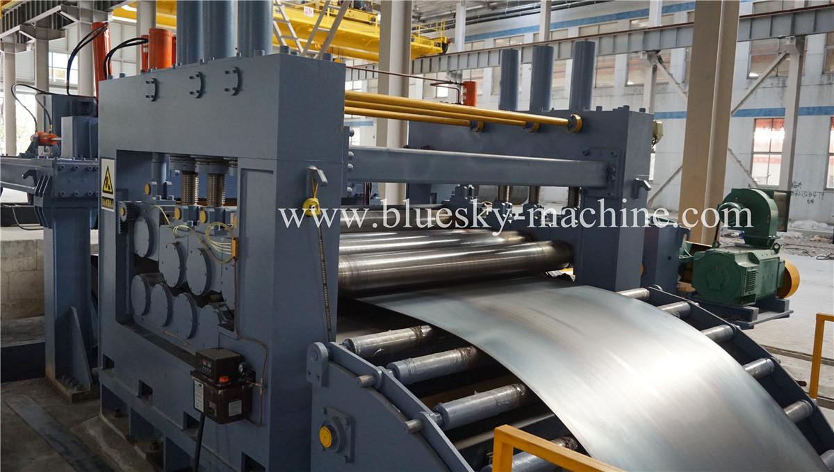 HR Sheet Cut To Length Line Pinch Roll & pre-leveler