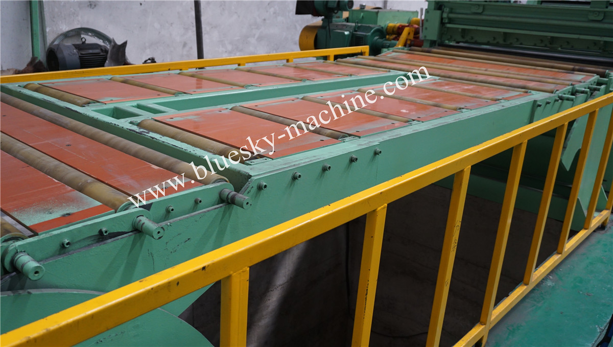 High Speed Stainless Steel Slitting Line Hydraulic Loop Pit Ⅱ