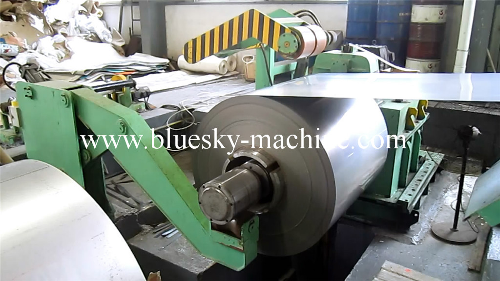 coil slitting machine price