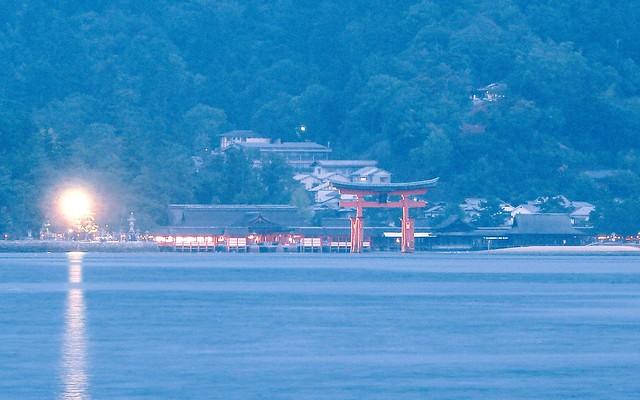 Torii flottant d'Itsukushima - Miyajima