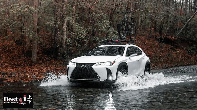 Lexus UX - Jouge System