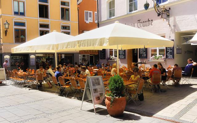 Memmingen - Swabia, Germany