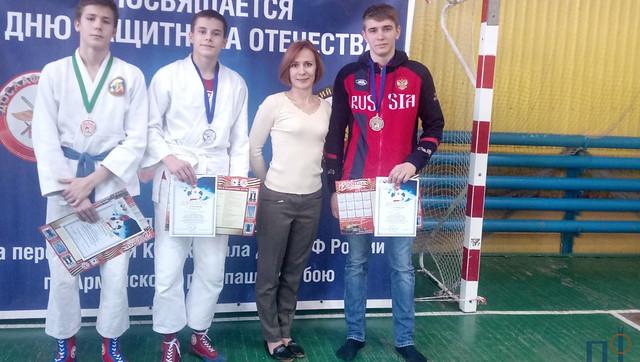 На Кубке Урала
