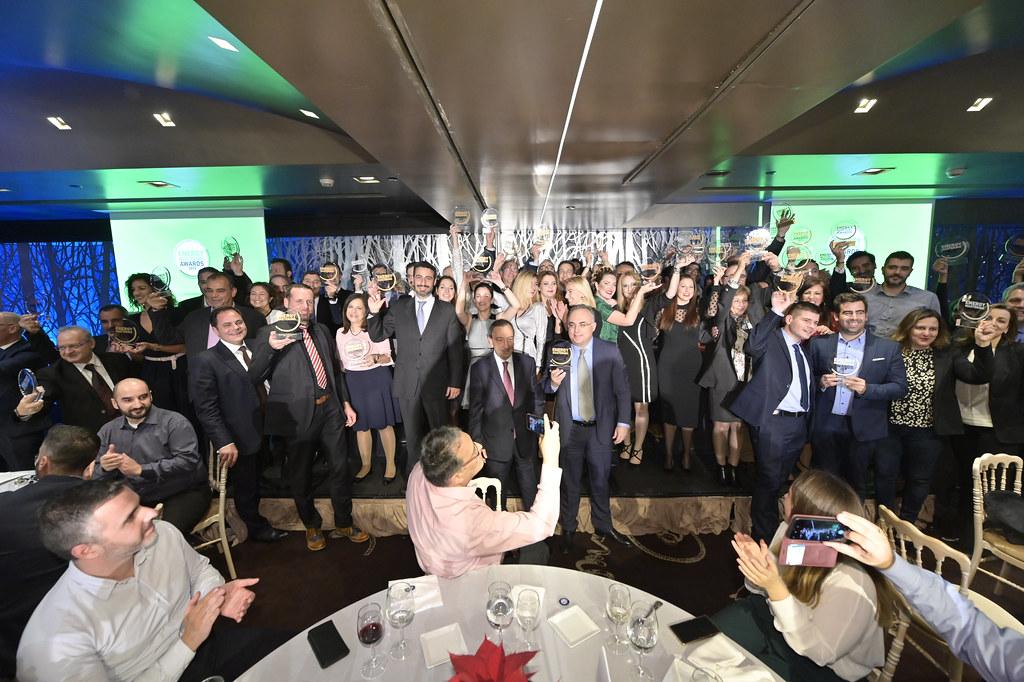 Energy Mastering Awards 2019 ceremony